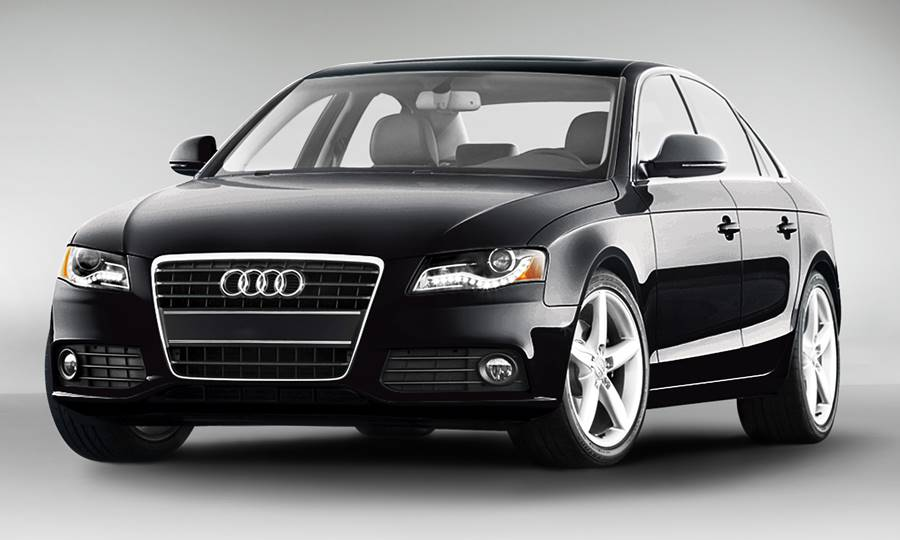 Audi A4 2010 - Rent A Car 29 Inđiija