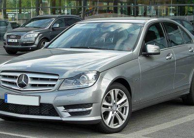 Mercedes C class 220 cdi