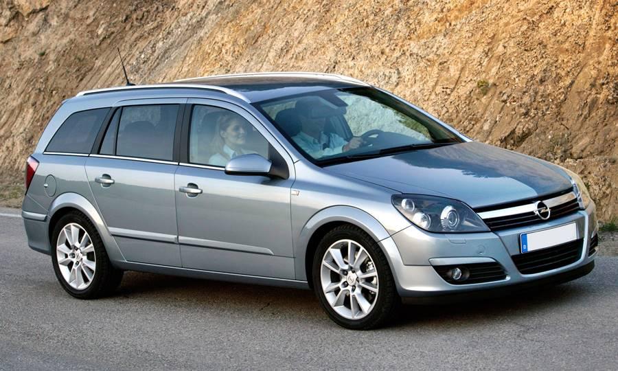 Opel Astra H 1.9 Karavan