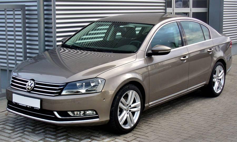 VolkswagenPassat B7 2.0 TDI