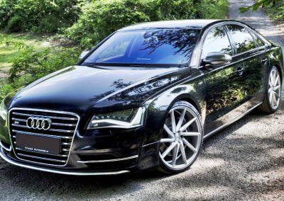 Audi A8 4.2tdi 4×4