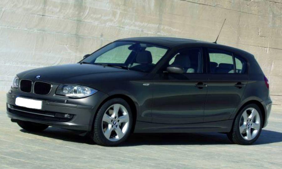BMW 1 Rent a Car Beograd