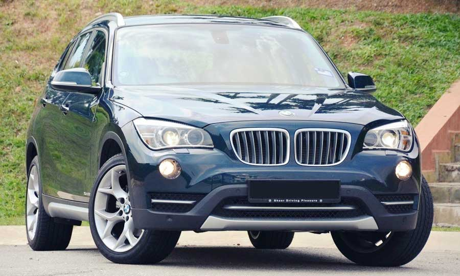BMW X1 xDrive20d Rent A Car Beograd
