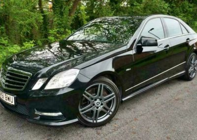 Mercedes Benz E 350 cdi 4Matic